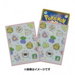 Protèges-cartes Manmaru japan plush