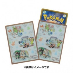 Card Sleeves Pokémon GalarTabi japan plush