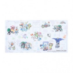 Play Mat Pokémon GalarTabi japan plush