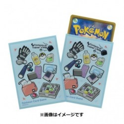 Card Sleeves Contents of Trainer s bag GR japan plush