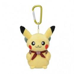 Plush Keychain Pikachu Adventure japan plush