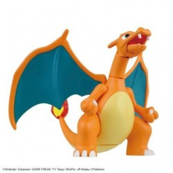 Figure Charizard and Dragonite Plastic Model japan plush