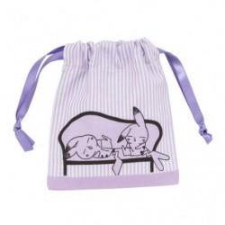 Mini Pocket Bag Pokemon little tales sleeping time japan plush