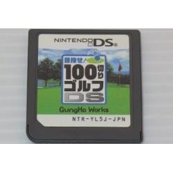 100 Giri Golf DS Nintendo DS japan plush