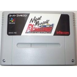 Nigel Mansell F1 Challenge / World Champ. Racing Super Famicom