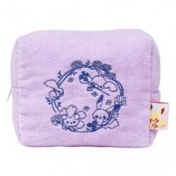 Towel Pocket Spring Color Hanawa japan plush