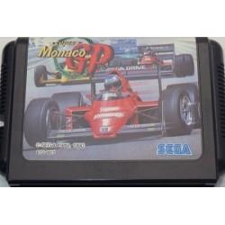 Super Monaco GP Mega Drive japan plush