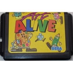Art Alive Mega Drive japan plush