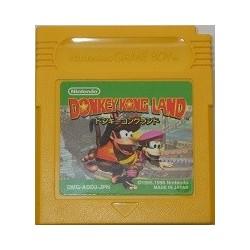 Donkey Kong Land Game Boy japan plush