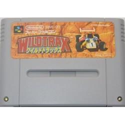 Wild Trax / Stunt Race FX Super Famicom japan plush