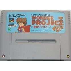 Wonder Project J: Kikai no Shonen Pino Super Famicom japan plush