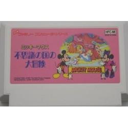 Mickey Mouse: Fushigi no Kuni no Daibouken / Mickey Mousecapade Famicom japan plush