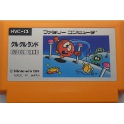 Clu Clu Land Famicom japan plush