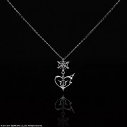 Collier Snow White SINoALICE Argent