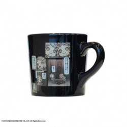 Mug Cup SINoALICE Gishin Anki japan plush