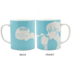 Mug Tasse ACCA: 13-Territory Inspection Dept. japan plush