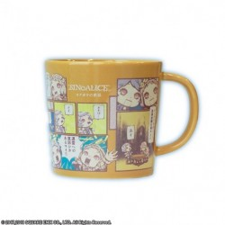 Mug Cup SINoALICE Gishin Anki Secret Meeting japan plush