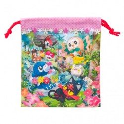 Pocket Bag Tropical Time japan plush
