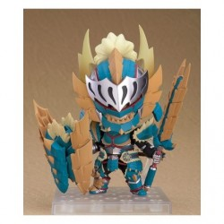 Nendoroid Hunter: Male Zinogre Alpha Armor Ver. DX MONSTER HUNTER WORLD: ICEBORNE japan plush