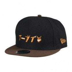 Cap Eevee Katakana NEW ERA 9FIFTY  japan plush