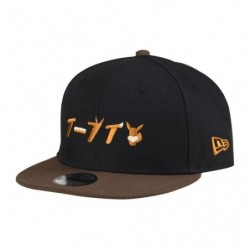 Cap Eevee Katakana NEW ERA Youth 9FIFTY  japan plush