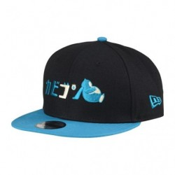 Cap Snorlax Katakana NEW ERA Youth 9FIFTY