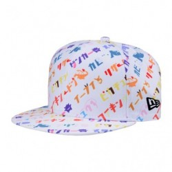 Casquette Motif Global Katakana NEW ERA Youth 9FIFTY japan plush