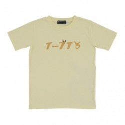 T-Shirt Eevee Katakana japan plush