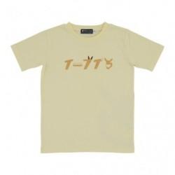 T-Shirt Évoli Katakana japan plush