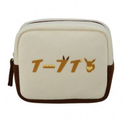 Pouch Eevee Katakana japan plush