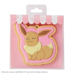 Pocket Mirror Eevee Lovisia japan plush