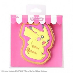 Pocket Mirror Pikachu Lovisia japan plush