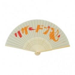 Éventail Pliant Dracaufeu Katakana japan plush