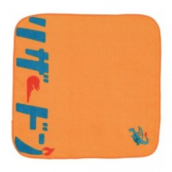 Hand Towel Charizard Katakana japan plush