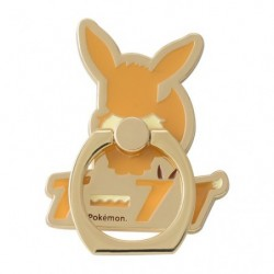 Smartphone Ring Eevee Katakana japan plush
