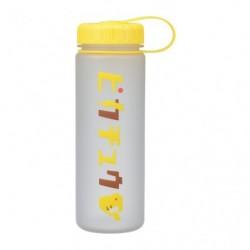 Bouteille Transparente Pikachu Katakana japan plush