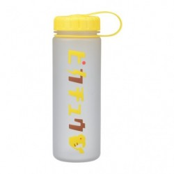 Clear Bottle Pikachu Katakana