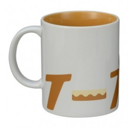 Mug Cup Eevee Katakana japan plush