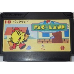 Pac-Land Famicom