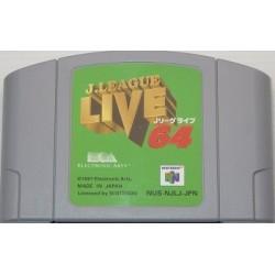 J.League Live 64 Nintendo 64 japan plush