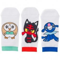 Chaussettes 3x Set japan plush