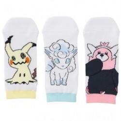 Socks 3x Set japan plush