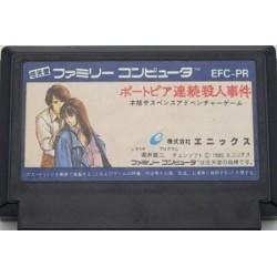 Portopia Renzoku Satsujin Jiken / The Portopia Serial Murder Case Famicom japan plush