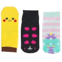 Socks 3x Set japan plush