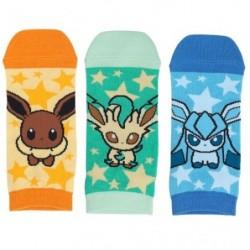Sock 3x Set japan plush
