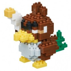 Nanoblock Farfetch'd japan plush