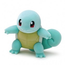 Figure Squirtle Flocking japan plush