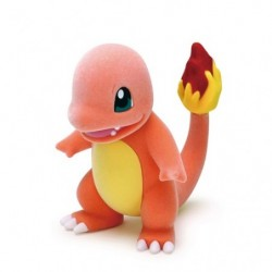 Figure Charmander Flocking japan plush