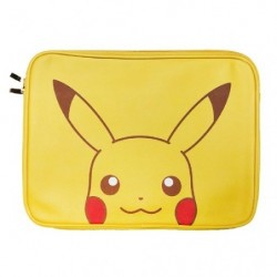 Gadget Case Pikachu M Size japan plush