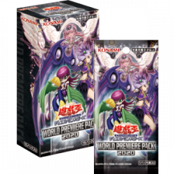 Display World Premiere Pack 2020 YuGiOh TCG Japan